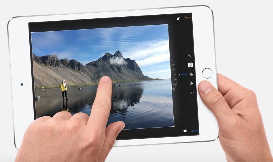 iPad Mini 4 не будет в продаже