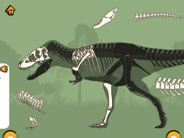 Ginkgo Динозавры - интерактивная энциклопедия-игра для детей