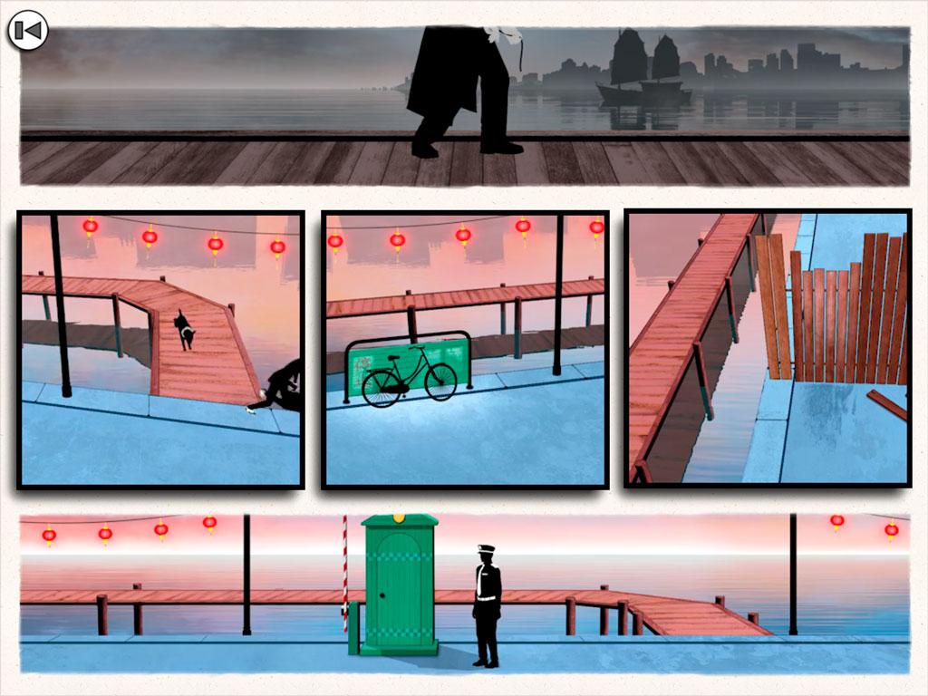 Framed 2 — шпионская головоломка