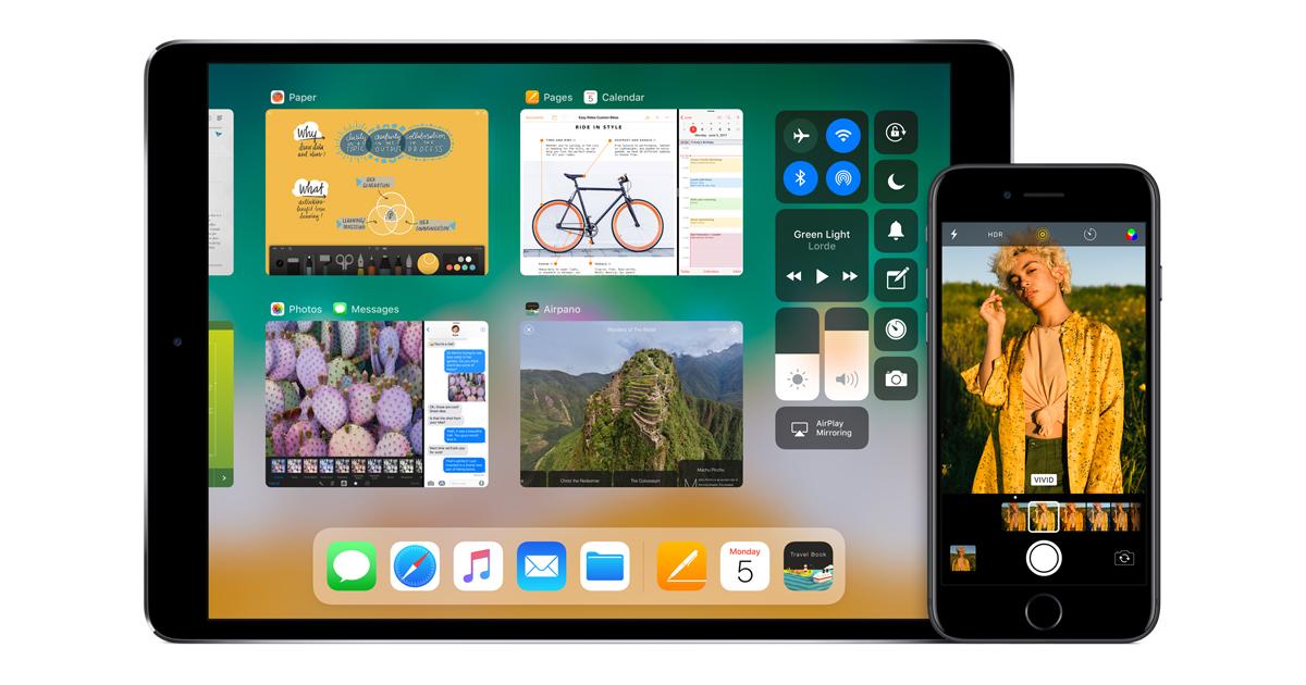 Полный обзор iOS 11. Подробное описание всех изменений