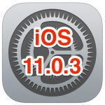 Вышла iOS 11.0.3 для iPhone и iPad. Исправлена критическая ошибка 0xE8000013
