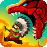 Dragon Hills 2 на iPad. Аркада с летающим драконом