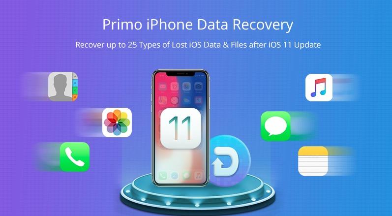 Программа для восстановления данных iPad, iPhone и iPod