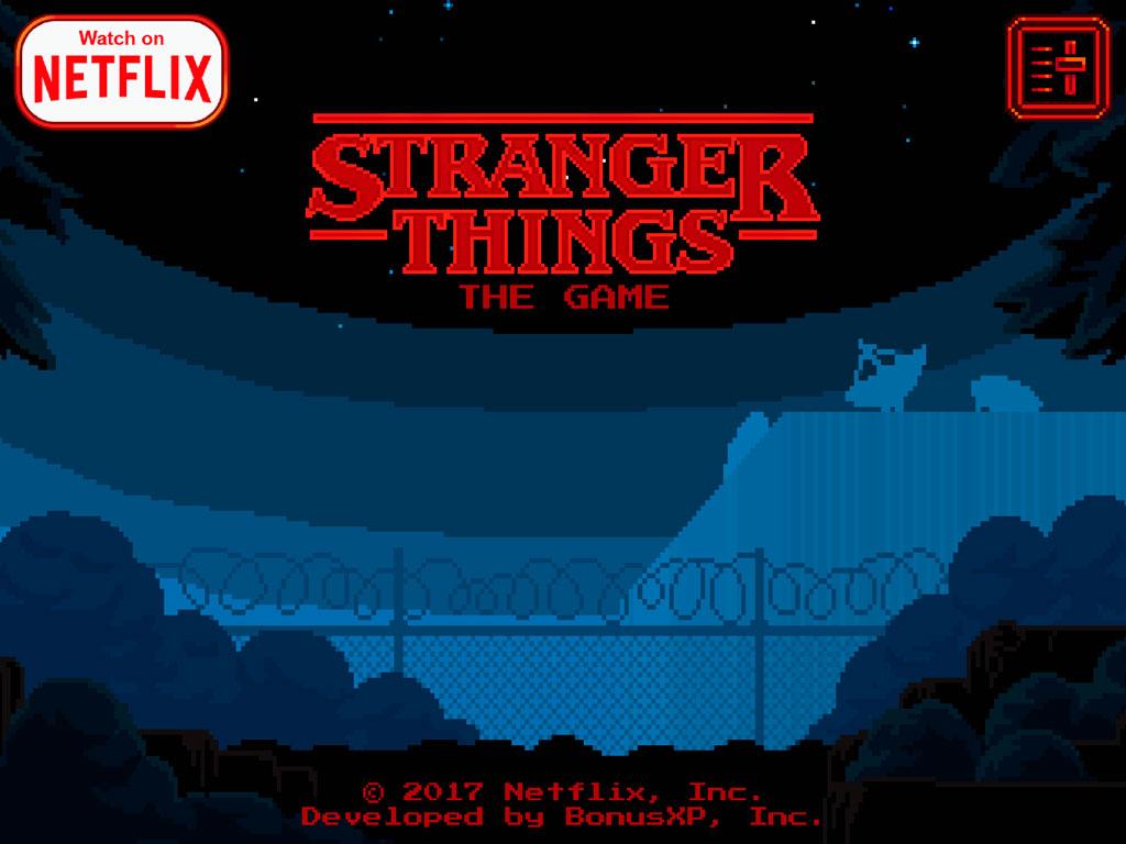 Stranger Things: The Game на iPad. Очень странные дела…