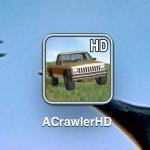 Alpine Crawler HD — тише едешь, дальше будешь