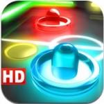 Glow Hockey на iPad