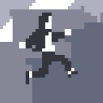 Canabalt — пиксельный Mirror's Edge