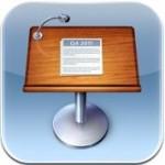 Keynote на iPad – офисный набор iWorks