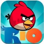 Angry Birds Rio на iPad