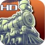 Paper Train HD — поезда на бумаге