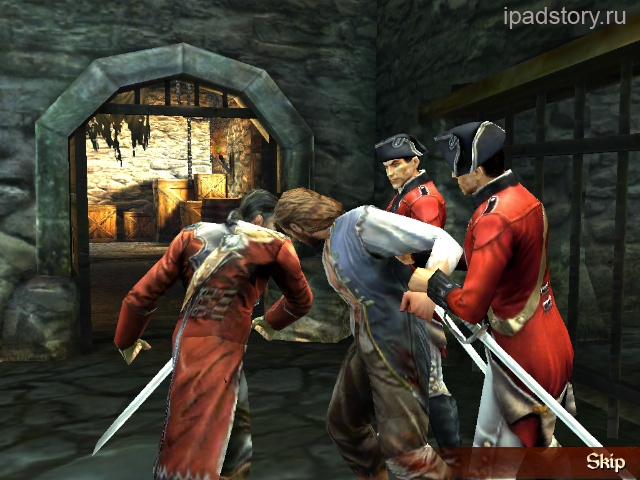 BackStab iPad