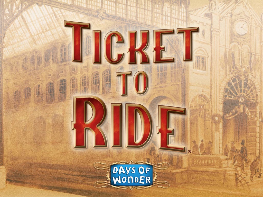 Ticket to Ride на iOS