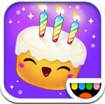 Приложения для детей на iPad от Toca Boca (Часть 3: Birthday Party & Toca Store)