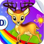 Детская игра «Сафари» — Альбом Сафари на iPad
