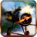 Sky gamblers: Rise of glory на iPad