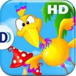 Что изменилось? — детская игра для развития внимательности на iPad