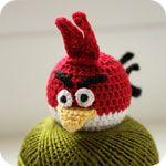 И снова Angry Birds. На этот раз в слингобусах