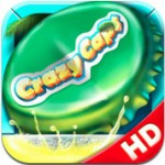 Crazy Caps HD — симпатичные три в ряд