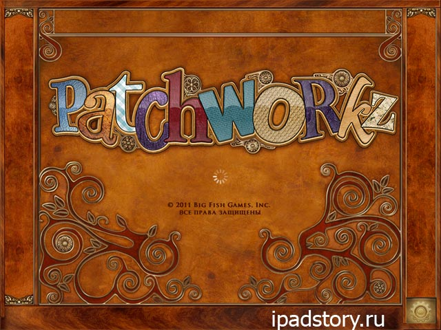 Patchworkz HD на iPad