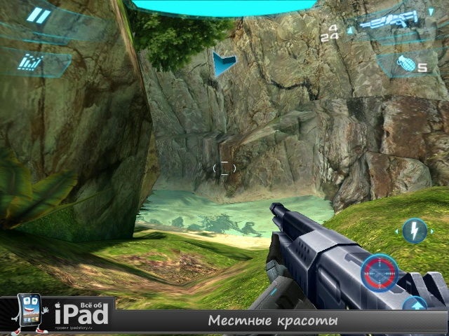 N.O.V.A. 2 - Near Orbit Vanguard Alliance HD скриншоты