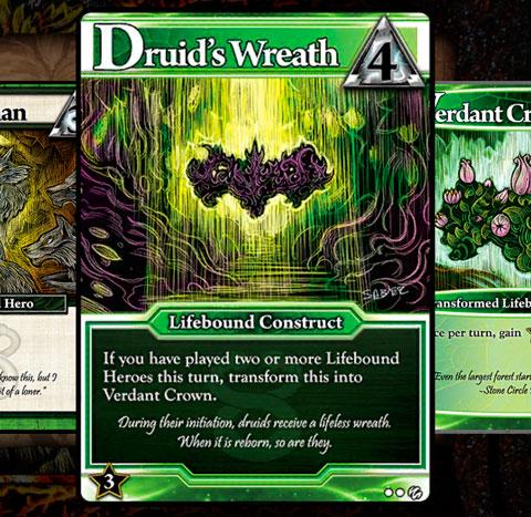 Карты Ascension карточная игра
