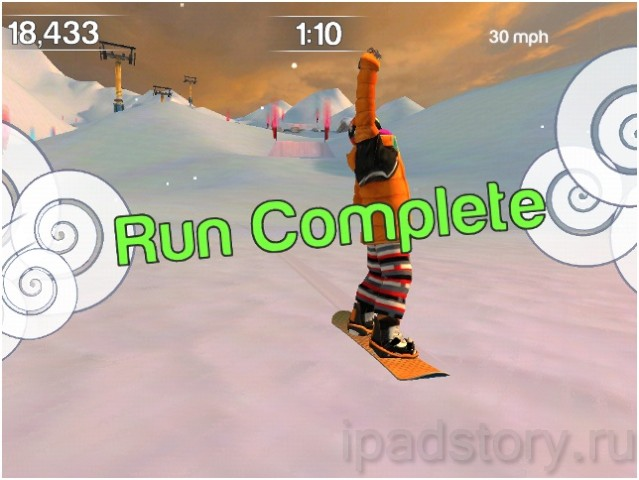 SummitX Snowboarding HD