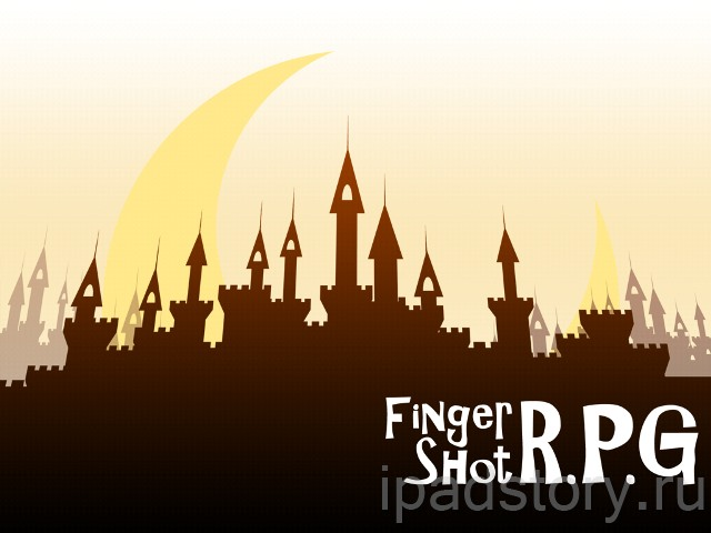 Finger Shot RPG