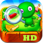Funny Wood HD — яркая игра в жанре «Я ищу»