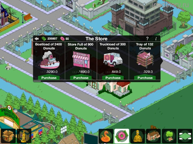 ?The Simpsons: Tapped out