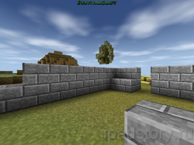 Survivalcraft iPad