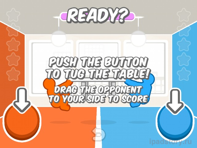 Tug the Table iPad