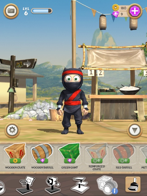 Clumsy-Ninja-ipad