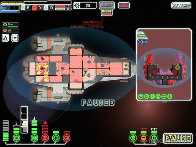 Русификатор на ftl faster than light