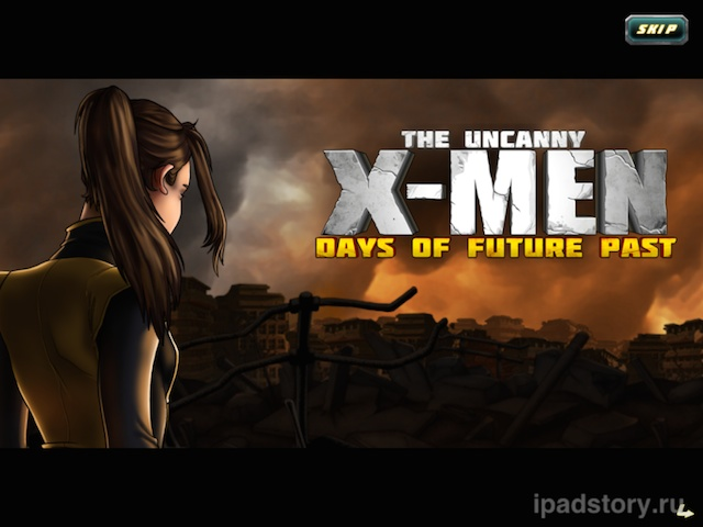 Uncanny X-Men: Days of Future of Past