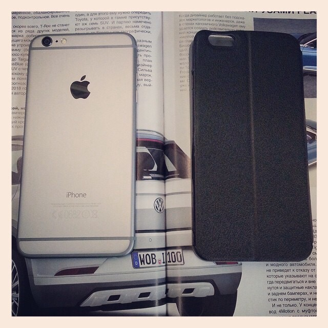 Чехол для iPhone 6 Plus