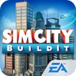 SimCity BuildIt – градостроительный симулятор на iPad