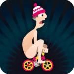 Icycle: On Thin Ice — голый мужик на велосипеде