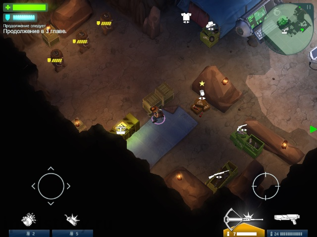 Space Marshals iOS