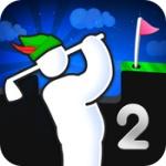 Super Stickman Golf 2. Гольф-головоломка!