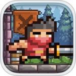 Devious Dungeon 2 на iPad. Пиксельный платформер