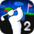 Super Stickman Golf 2. Гольф-головоломка!