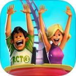 RollerCoaster Tycoon 3 на iPad. Парк развлечений