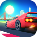 Horizon Chase — World Tour. Шикарные аркадные гонки
