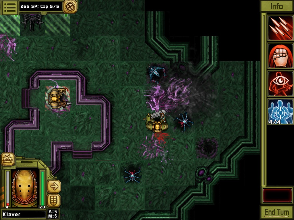 Templar BatTemplar Battleforce iPadtleforce iPad