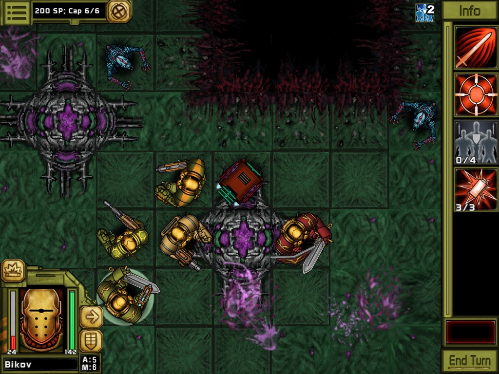Templar Battleforce iPad