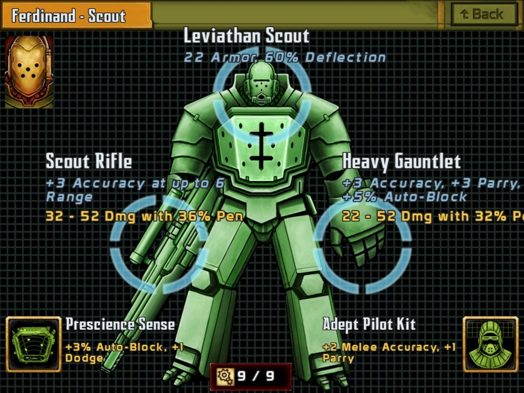 Templar Battleforce iOS