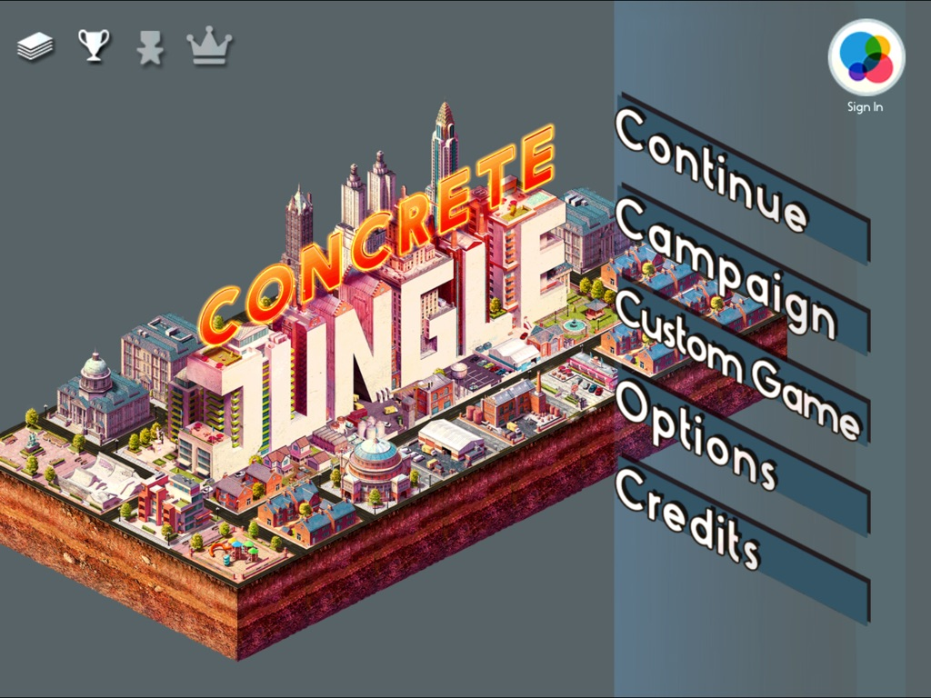 Concrete Jungle обзор