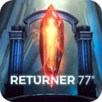 Returner 77 на iPad. Космический пазл!