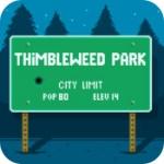 Обзор Thimbleweed Park на iPhone и iPad… О[Пиии]тельная игра!