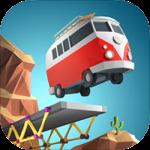 Poly Bridge — лучшая игра про строительство мостов